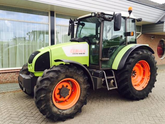 Photo du Tracteurs agricoles Celtis 446 RA Plus