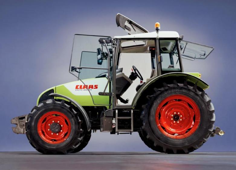 Photo du Tracteurs agricoles Celtis 446 RC Plus