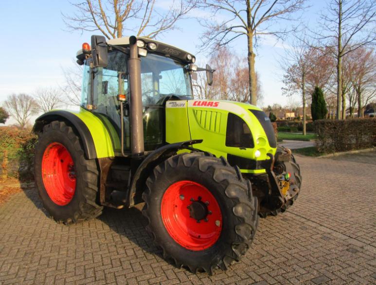 Photo du Tracteurs agricoles Ares 557 ATZ