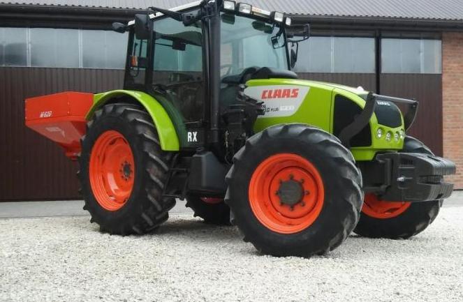 Photo du Tracteurs agricoles Celtis 446 RX Plus