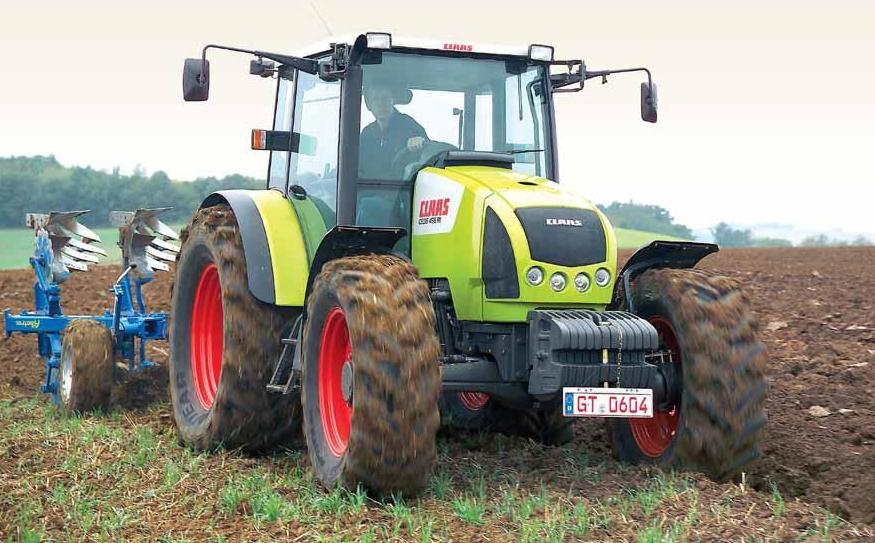 Photo du Tracteurs agricoles Celtis 456 RA Plus