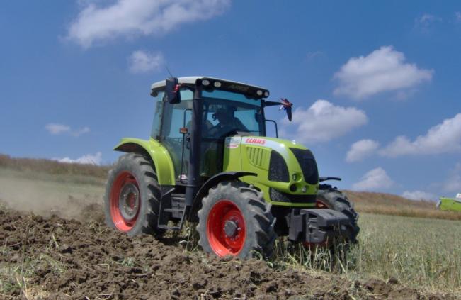 Photo du Tracteurs agricoles Ares 567 ATX