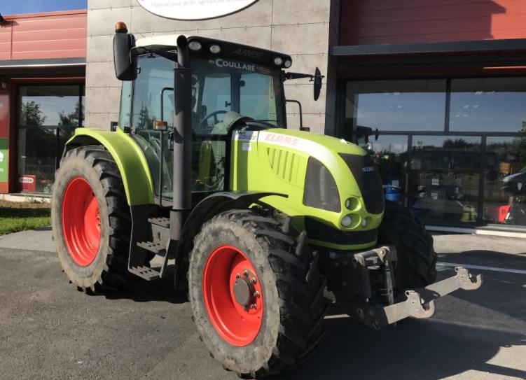 Photo du Tracteurs agricoles Ares 567 ATZ