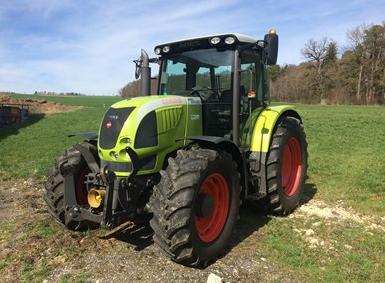 Photo du Tracteurs agricoles Ares 577 ATX