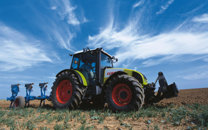 Photo du Tracteurs agricoles Celtis 456 RX Plus