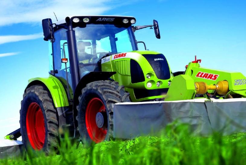 Photo du Tracteurs agricoles Ares 577 ATZ