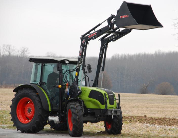Photo du Tracteurs agricoles Elios 210