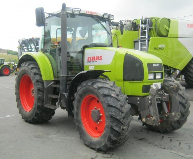 Photo du Tracteurs agricoles Ares 616 RX