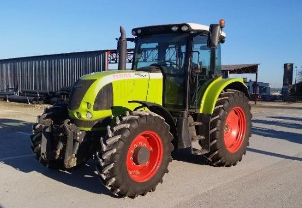 Photo du Tracteurs agricoles Ares 617 ATZ
