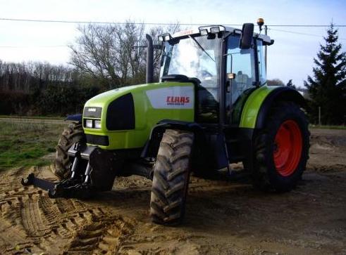 Photo du Tracteurs agricoles Ares 656 RZ