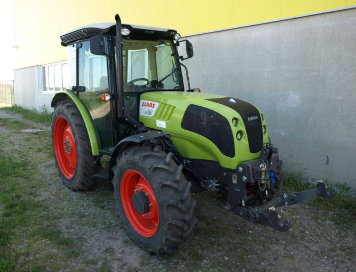 Photo du Tracteurs agricoles Elios 220