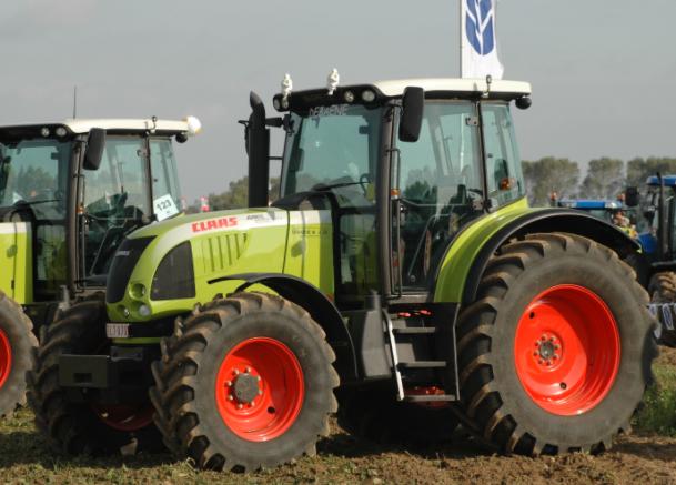 Photo du Tracteurs agricoles Ares 657 ATZ
