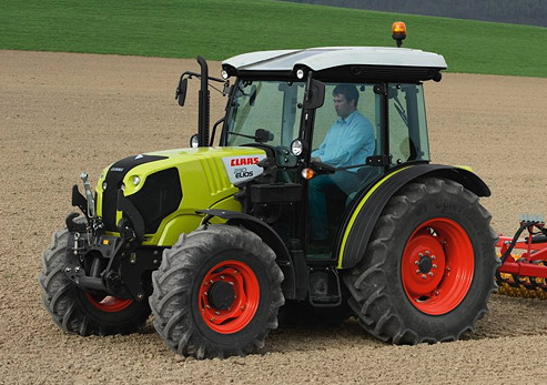 Photo du Tracteurs agricoles Elios 230