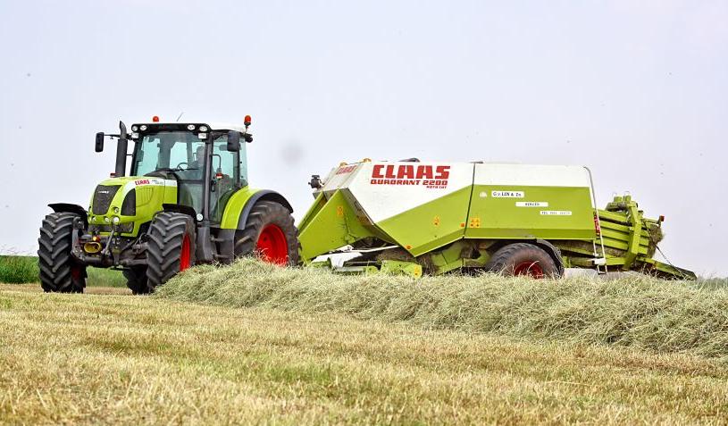 Photo du Tracteurs agricoles Ares 697 ATZ