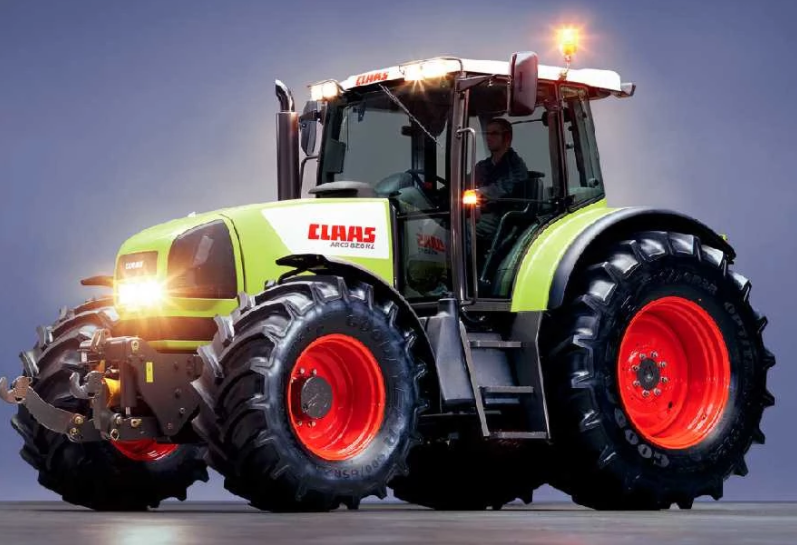 Photo du Tracteurs agricoles Ares 826 RZ