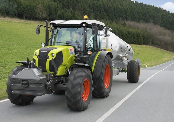 Photo du Tracteurs agricoles Elios 240