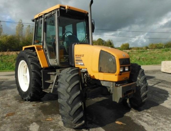 Photo du Tracteurs agricoles Temis 550 X