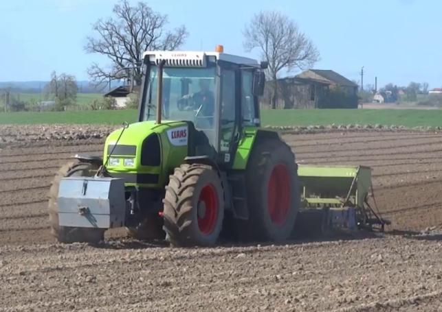 Photo du Tracteurs agricoles Temis 650 Z