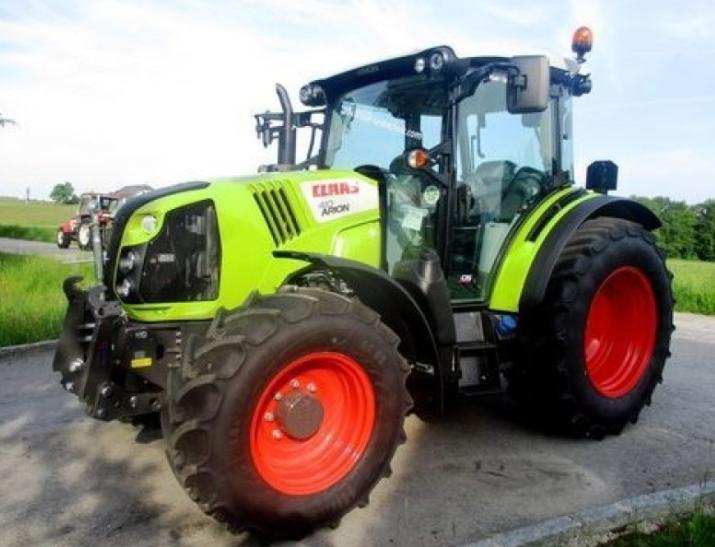 Photo du Tracteurs agricoles Arion 410 CIS