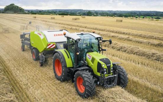 Photo du Tracteurs agricoles Arion 420