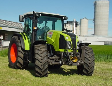 Photo du Tracteurs agricoles Arion 420 CIS