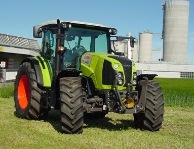 Photo du Tracteurs agricoles Arion 420 CIS