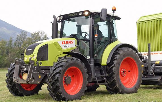 Photo du Tracteurs agricoles Arion 430 CIS