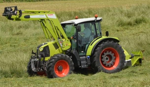 Photo du Tracteurs agricoles Arion 440