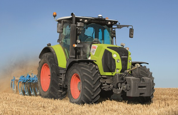 Photo du Tracteurs agricoles Arion 550