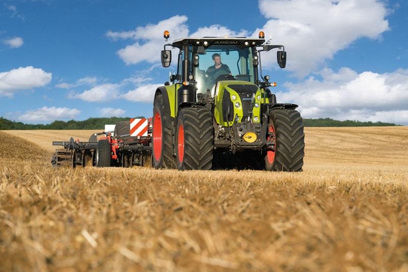 Photo du Tracteurs agricoles Arion 610