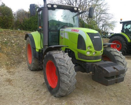 Photo du Tracteurs agricoles Arion 610 C