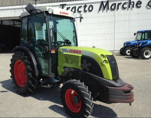 Photo du Tracteurs agricoles Nectis 227 VE / VL / F