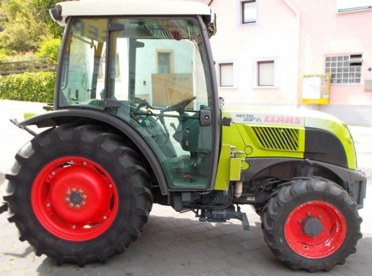 Photo du Tracteurs vignerons Nectis 227 VL