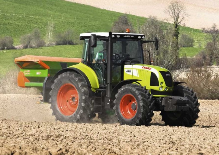 Photo du Tracteurs agricoles Arion 620 C