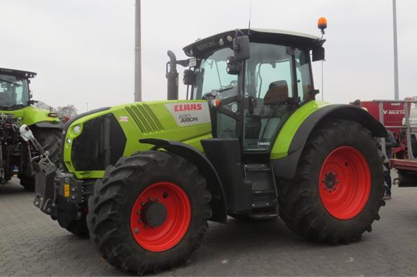 Photo du Tracteurs agricoles Arion 620C