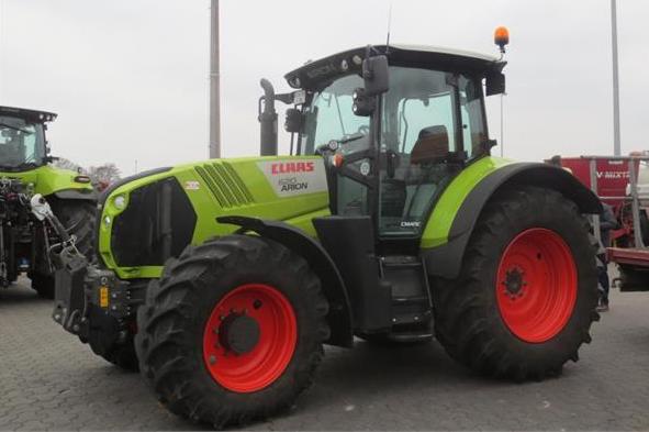 Photo du Tracteurs agricoles Arion 620C