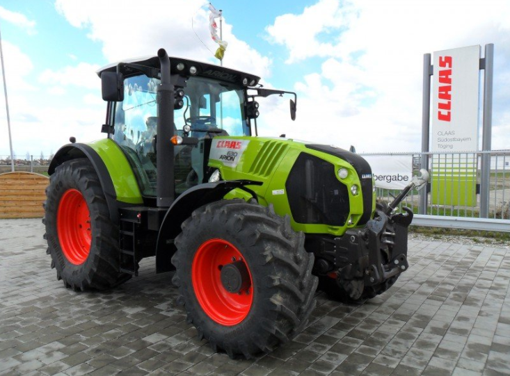 Photo du Tracteurs agricoles Arion 630