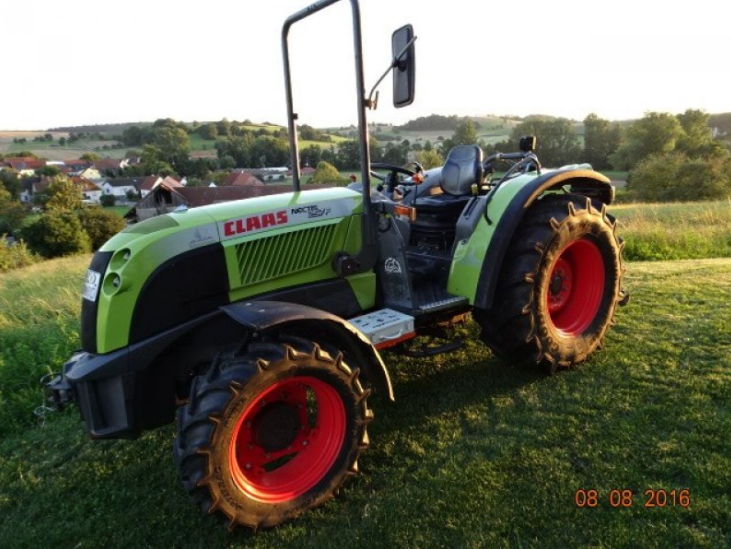 Photo du Tracteurs fruitiers Nectis 257 F