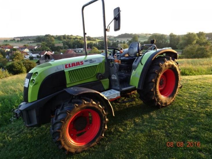 Photo du Tracteurs fruitiers Nectis 257 F