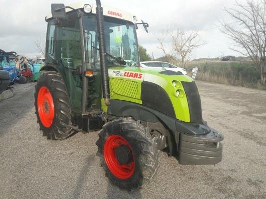Photo du Tracteurs agricoles Nectis 257 VL / F