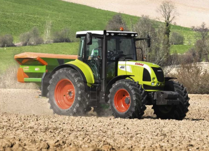 Photo du Tracteurs agricoles Arion 630 C