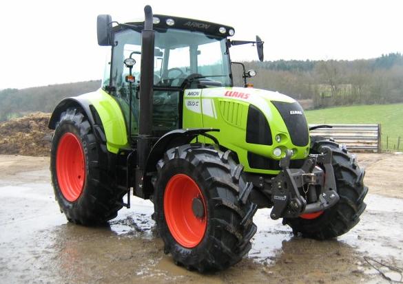 Photo du Tracteurs agricoles Arion 630C