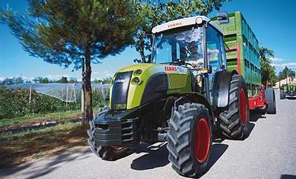 Photo du Tracteurs agricoles Nectis 267 VL / F