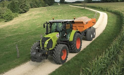 Photo du Tracteurs agricoles Arion 640
