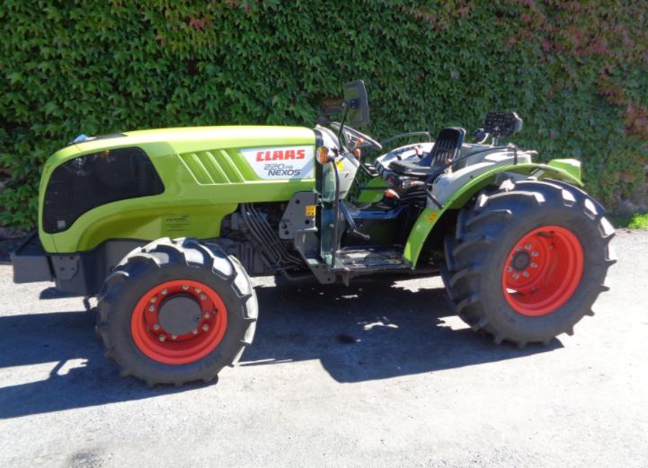 Photo du Tracteurs fruitiers Nexos 220 FB