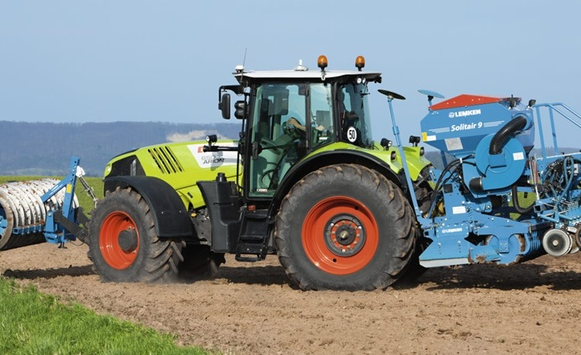 Photo du Tracteurs agricoles Arion 650