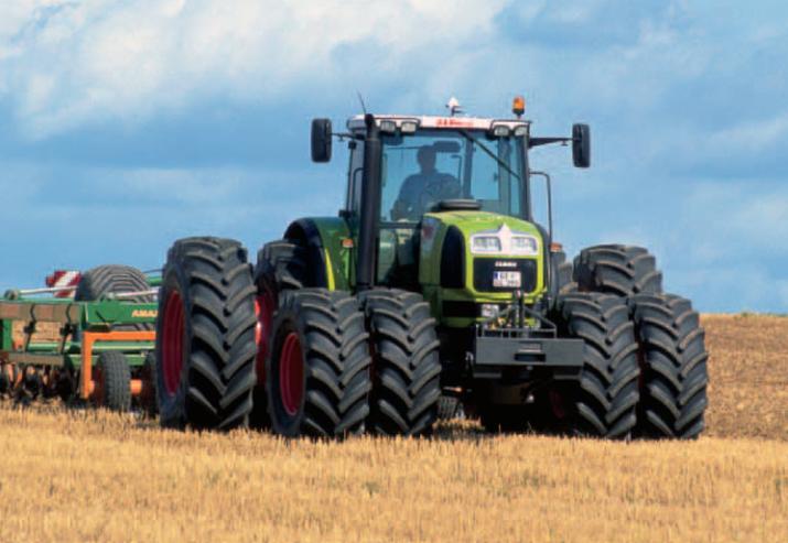 Photo du Tracteurs agricoles Atles 936 RZ