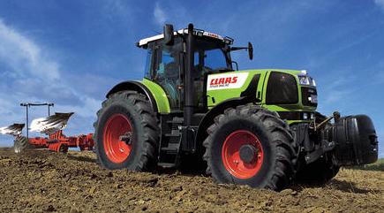 Photo du Tracteurs agricoles Atles 946 RZ