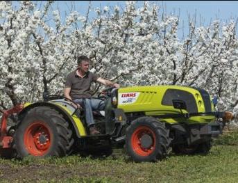 Photo du Tracteurs fruitiers Nexos 230 FB