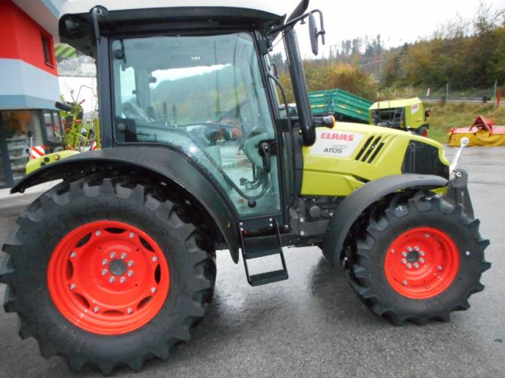 Photo du Tracteurs agricoles Atos 220